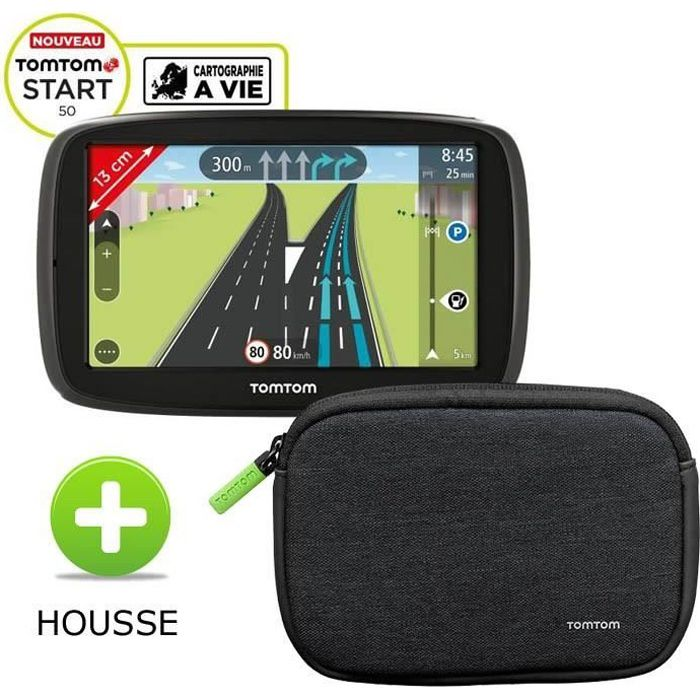 carte gps tomtom start gratuite