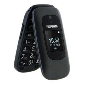 Téléphone fixe TELEFUNKEN TM 250 IZY Black