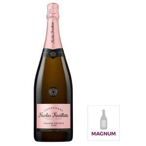 CHAMPAGNE Champagne Nicolas Feuillatte Grande Réserve Rosé M