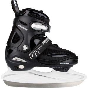 PATIN À GLACE NIJDAM JUNIOR Patins hockey sur glace - Enfant Mix