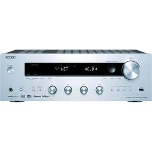 AMPLIFICATEUR HIFI ONKYO TX-8250 Ampli-Tuner stéréo réseau - Silver