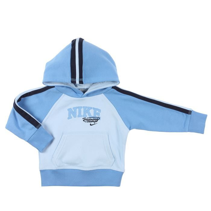 nike sweat enfant fille bleu achat vente sweat shirt de sport cdiscount. Black Bedroom Furniture Sets. Home Design Ideas