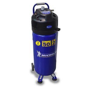 COMPRESSEUR Compresseur Michelin MXV50-2 cuve 50 litres 2 CV