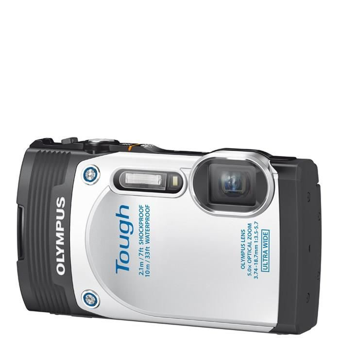 Olympus tg 850 compact tanche cran inclinable achat for Appareil photo ecran 180