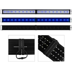 ÉCLAIRAGE Aquarien Eco Rampe LED Aquarium 180CM Lampe Blanc-
