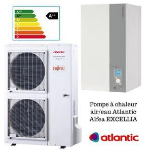 POMPE À CHALEUR Alfea excellia 14 220V 13.5 Kw Atlantic pompe a ch