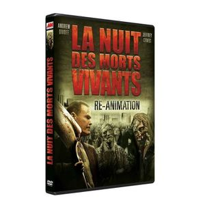 DVD FILM DVD La nuit des morts vivants Re-animation