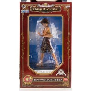 FIGURINE - PERSONNAGE Ichiban Kuji One Piece Change of Generation 'b pri