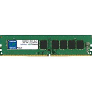 MÉMOIRE RAM 8Go DDR4 2666MHz PC4-21300 288-PIN ECC DIMM (UDIMM