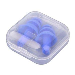 Bouchons D/'Oreille Souple Anti Bruit Sommeil Acoustique Protection Ronflement