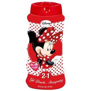 GEL - CRÈME DOUCHE Gel douche et shampoing 2en1 - 475ml - Minnie - Di