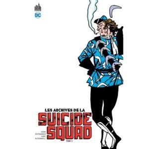 BOL Les archives de la Suicide Squad Tome 2