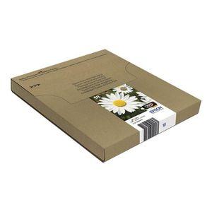 PACK CARTOUCHES EPSON Pack de 4 Cartouches d'encre 18 Pâquerette -