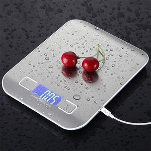 BALANCE ÉLECTRONIQUE 7House Balance de cuisine électronique 10kg/1g pré