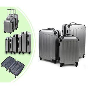 SET DE VALISES LEOGREEN Set de valises Mixte  - 51 cm + 61 cm + 7
