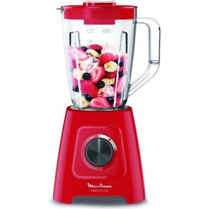 BLENDER MOULINEX LM420510 Blender rouge Blendforce
