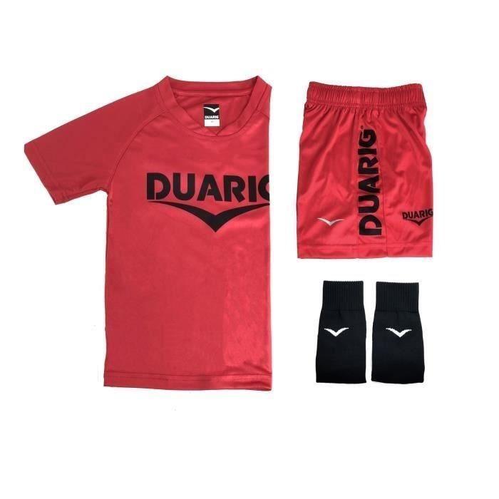 DUARIG Kit 10 ans Enfant mixte Rouge