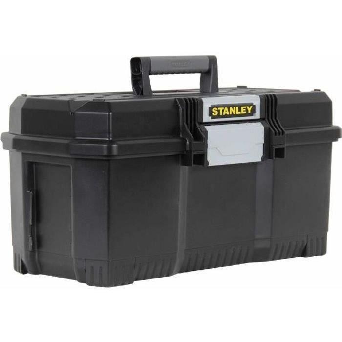 STANLEY Boîte à outils vide Touch latch 60cm