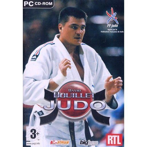 DAVID DOUILLET JUDO / PC CD-ROM