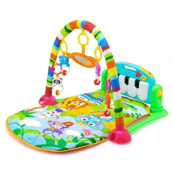 Tapis bébé HE0603 Jouet éducatif pour nouveau-né sauf LIA16973