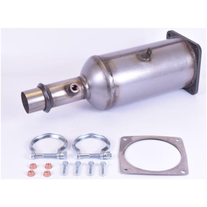 Filtre à particules Peugeot 307 Hayon - 2.0 8V de 09/02 à 06/04 Code Moteur RHS