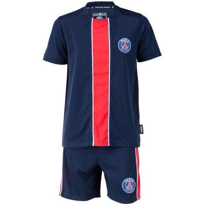 Maillot + short PSG - Collection officielle PARIS SAINT GERMAIN
