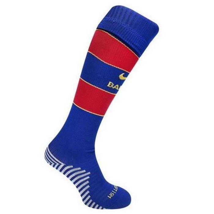 Chaussettes Officielles Nike FC Barcelone Domicile Saison 2020-2021