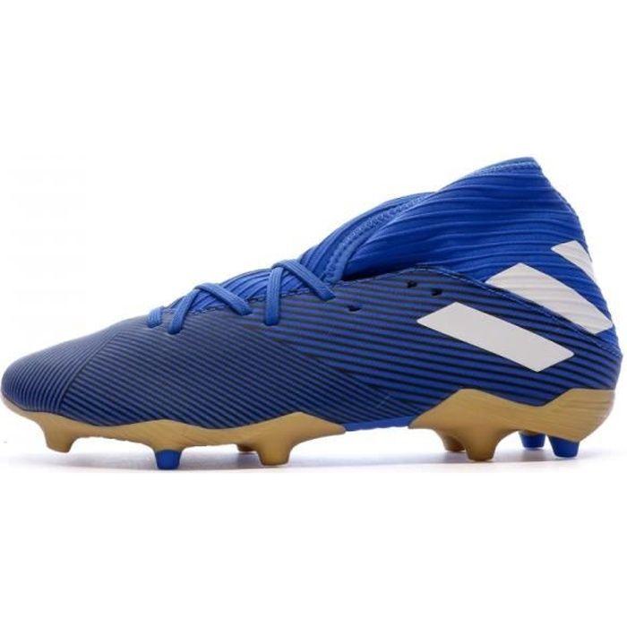 Nemeziz 19.3 FG Chaussures de foot bleu homme Adidas