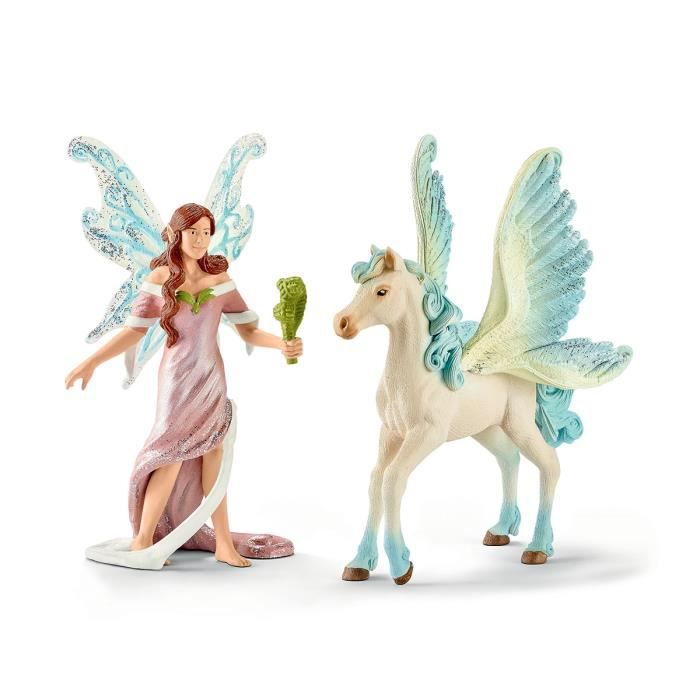 Schleich Figurine 70539 - Bayala Elf Monde des Elves - Safenja