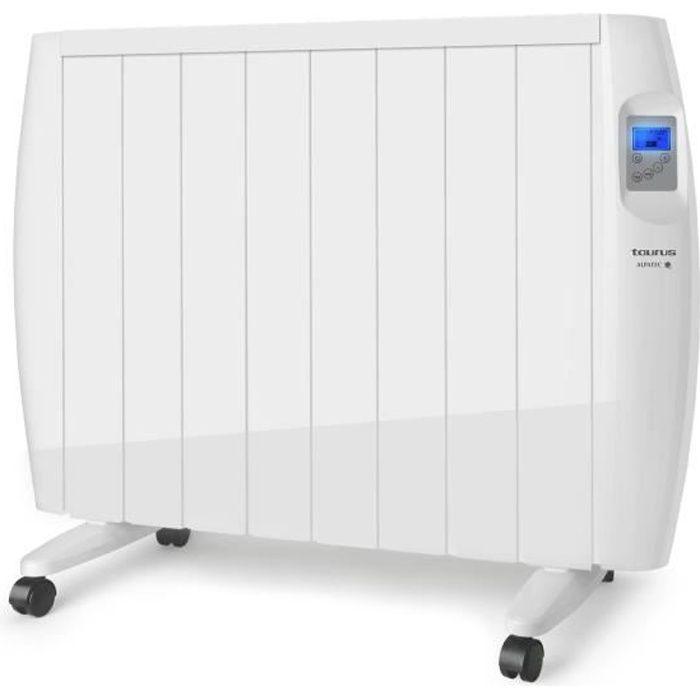 TAURUS Radiateur électrique à inertie sèche Malbork 1500 - 1500W