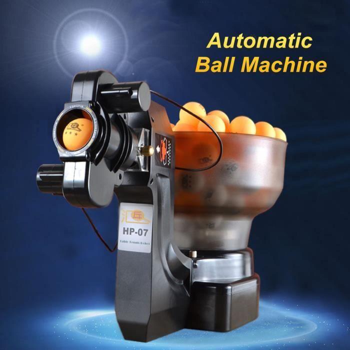 TEMPSA 100V-240V Machine servir la balle automatique exercice tennis de table(sans boule)US PRISE