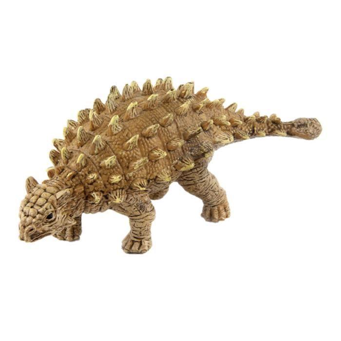 FIGURINE - PERSONNAGE Modèle éducatif dinosaure simulé enfants jouet din