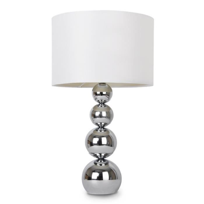 minisun lampe de table chevet bureau variateur touch tactile contemporain moderne eclairage. Black Bedroom Furniture Sets. Home Design Ideas