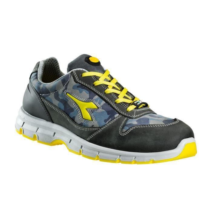 Chaussures de Travail Basses D-Formula Low S3 SRC ESD pour Homme et Femme Utility Diadora
