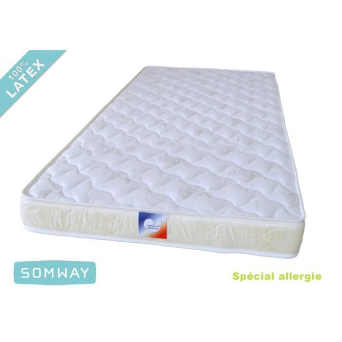 matelas latex starlatex dimensions 90 x 190 achat vente matelas cdiscount. Black Bedroom Furniture Sets. Home Design Ideas