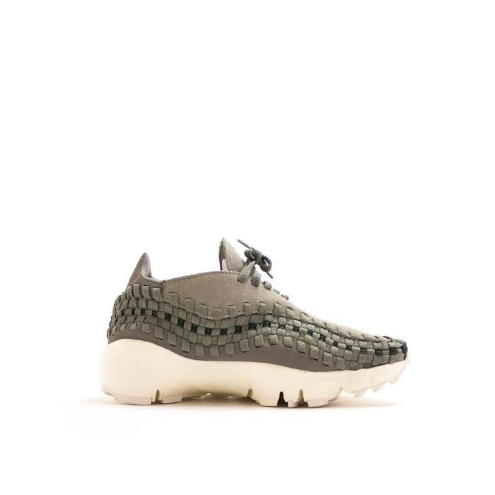 Basket Nike Air Footscape Woven - 917698-003