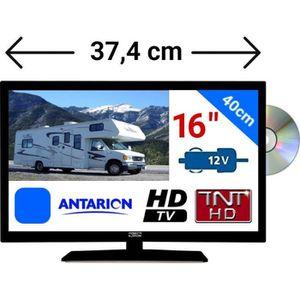 Téléviseur combiné COMBINÉ TV DVD LED 16