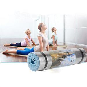 TAPIS DE SOL FITNESS Tapis de yoga étanche à l'humidité d'entraînement