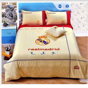 linge de lit real madrid achat vente linge de lit real madrid pas cher les soldes sur. Black Bedroom Furniture Sets. Home Design Ideas