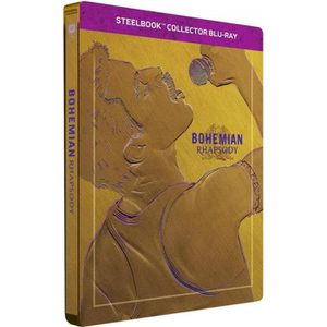 BLU-RAY FILM bohemian rhapsody steelbook collector blu ray
