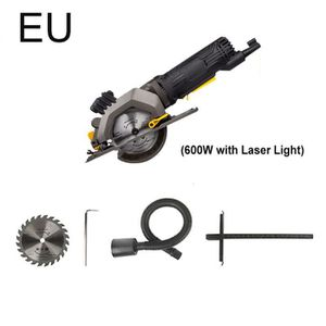 SCIE ÉLECTRIQUE scie électrique - 600W Kit1 mini-tronçonneuse élec