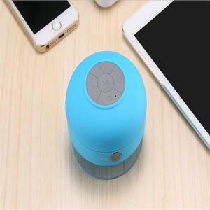 ENCEINTES Enceinte Bluetooth Originale bleu Chaine Hifi Mini