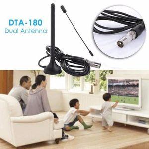 RÉCEPTEUR - DÉCODEUR   DTA-180 DVB-T TV Antenna Freeview HDTV 30DB Indoor