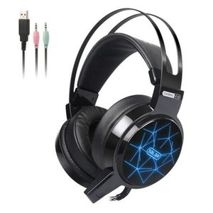 CASQUE AVEC MICROPHONE Casque Gaming PS4,  Gaming Headset Earphone Casque