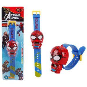 CLÉ USB Montre de jouet pour enfants The Avengers de Marve