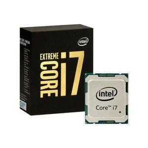 PROCESSEUR Processeur INTEL Core i7-6950X 3,0GHz