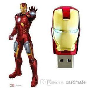 CLÉ USB Clé USB 2.0 64Go Iron Man