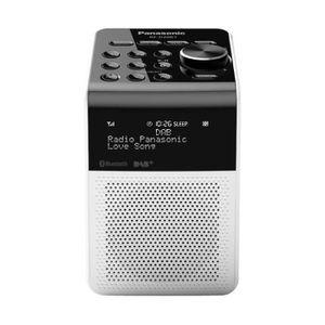 RADIO CD CASSETTE Radio PANASONIC - RFD 20 BTEGW • Radio • Petit Aud