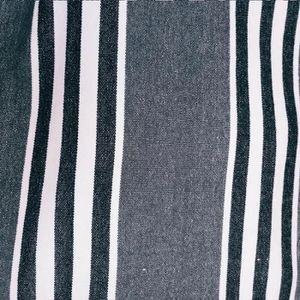 TISSU Toile de coton LUZ Gris Acier - Tissu au mètre - Q