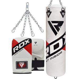 BUSTE DE FRAPPE RDX Sac de Frappe Rempli Lourd Punching Ball MMA M